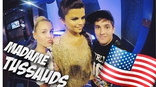 MADAME TUSSAUDS, CANDYSHOP & OUTLETSTORE ! | 🇺🇸 LOS ANGELES # 5 🇺🇸 | VLOG # 87
