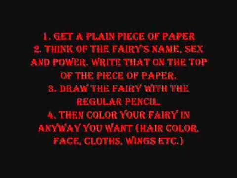 how do you become a fairy