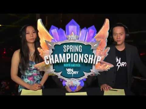 Day 3 Spring Live Championships - North America