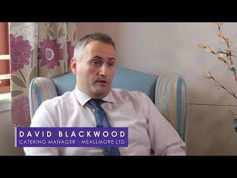 Food  Fluid - David Blackwood (Catering Manager \u2013 Meallmore Ltd