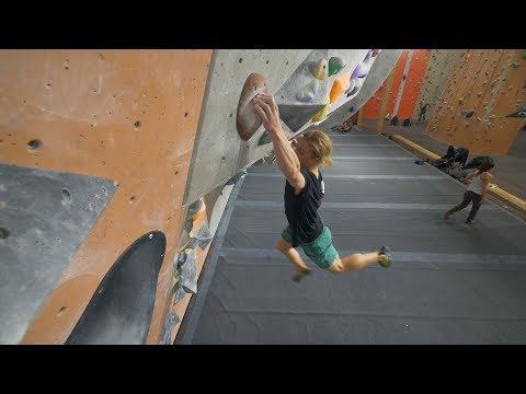 Such A Great Climbing Session - Peter - Good To Be Back!