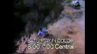 Emergency & Saturday Night At The Movies 1972 NBC Promo