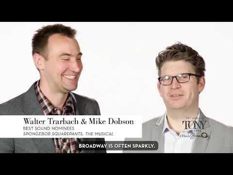 Broadway in One Word | 2018 Tony Award Nominees