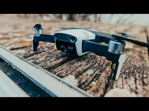Test du DJI Mavic AIR : un super DRONE mais....
