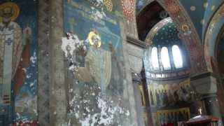 Абхазия. Новоафонский монастырь(Новоафонский монастырь в настоящее время является одной из главных достопримечательностей Абхазии. Осно..., 2013-10-21T11:57:46.000Z)