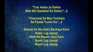 Akeli Na Bazaar Jaya Karo -  Major Saab - Full Karaoke