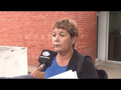 Olga Cañupán, Madre De Néstor Vázquez, No Quiere Jueces De Comodoro