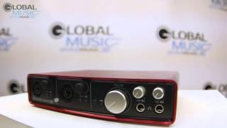 Focusrite Scarlett 6i6 Видео обзор внешней звуковой карты(Видео обзор внешней звуковой карты Focusrite Scarlett 6i6. Цена и наличие: http://globalmusic.com.ua/focusrite-scarlett-6i6.htm Все звуковые..., 2015-03-31T21:43:06.000Z)