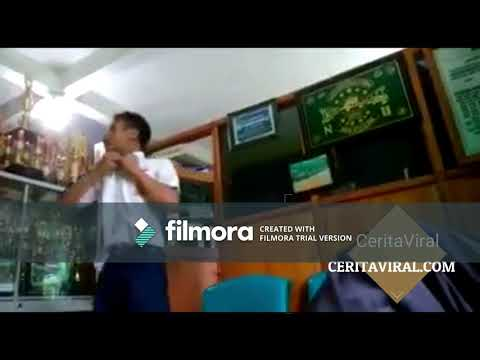 Viral Video Anak Sekolah Melawan Kepsek