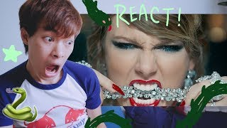 Taylor Swift - Look What You Made Me Do Reaction รีแอค