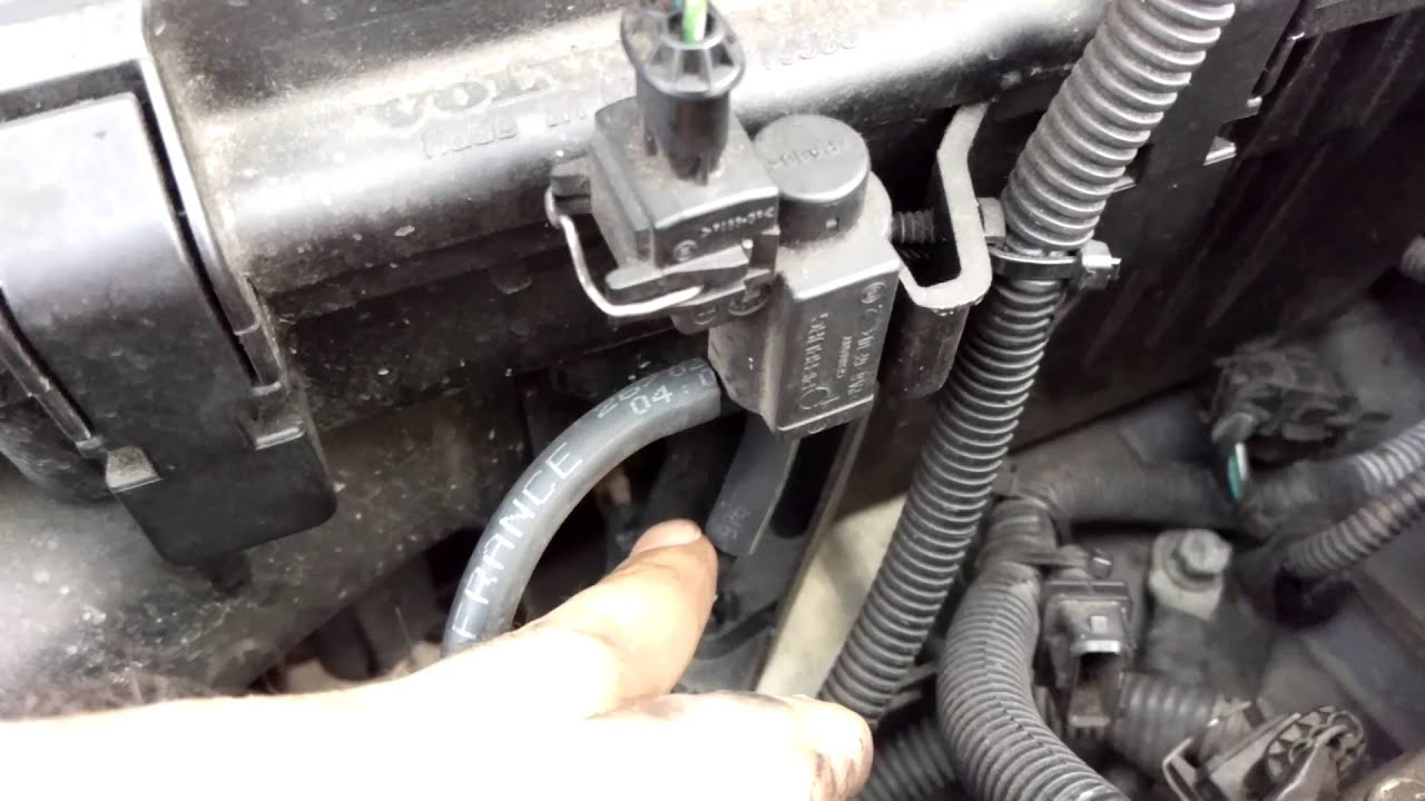 Nissan Navara D40 2010 Wiring Diagram Hps With Capacitor How To Easily Test A Turbo / Boost Control Valve Tcv - Youtube