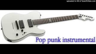 Pop punk instrumental track (Backing White Guitar Demo 2018)