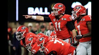 2018-2019 Georgia Football Hype |