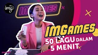 Cita Citata Heboh Main Tebak 50 Lagu! | IMGames