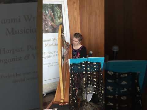 Love Me Tender harp