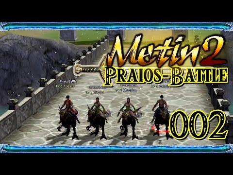 Metin2 Praios Battle [002] - 2gg2 YouTuber-Battle!