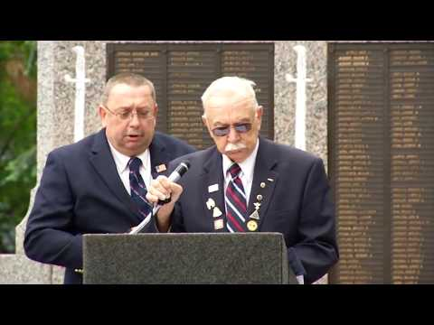 Osseo - Maple Grove American Legion Memorial Day Service