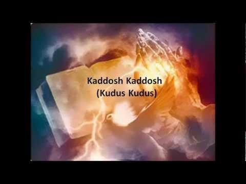 Kadosh (Kudus) - Mesianik Ibrani, dengan lirik Indonesia