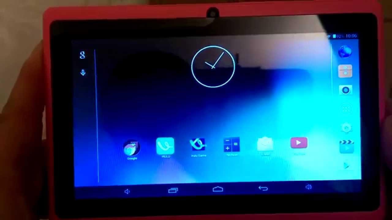 descargar driver para tablet irulu