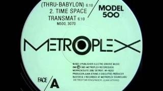 Model 500 - Night Drive [Time, Space, Transmat]