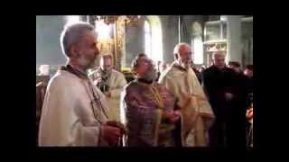 Патриарх Неофит в Разград,