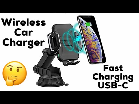 choetech-wireless-car-charger-unboxing-and-hands-on!