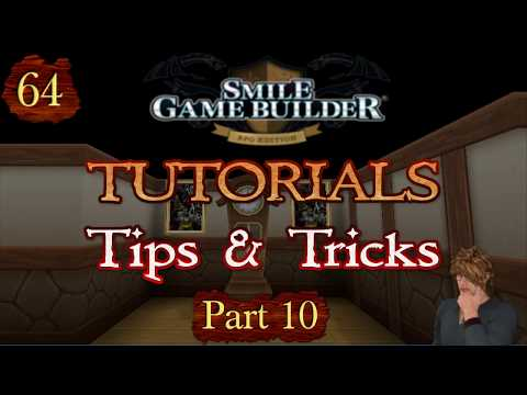 Smile Game Builder Tutorial #64: Tips & Tricks (Part 10) thumbnail