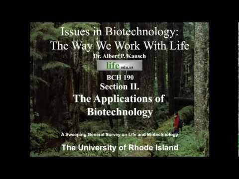 15. Agricultural Biotechnology Part III. a. Setting the Stage about Food and Agriculture NQ
