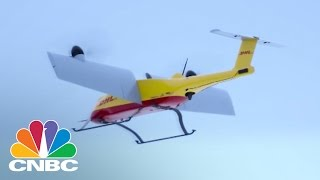 7-Eleven's First Drone Delivery | CNBC