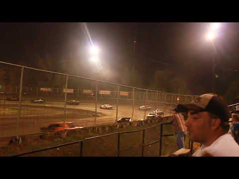 Riverside International Speedway - Stock Car Feature July 7, 2012