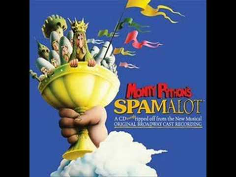 Spamalot part 18 (Always Look On The Bright Side Of Life)