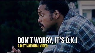 It's O.K. To Cry Sometimes - a motivational video