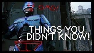 7 Little-Known Robocop Facts