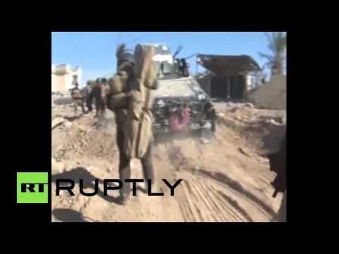 Iraq: Army retake Islamic State stronghold Ramadi