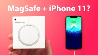 Apple MagSafe Charger Hands On (Can It Work With Other iPhones?)