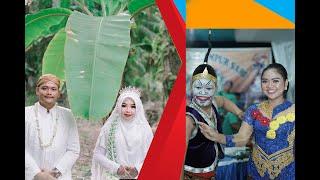 FULL SRAGENAN GINO LARAS CAMPUR SARI WEDDING NURUL & HABIB, ANAK DARI BAPK SUKINO, DESA SIBUAK2