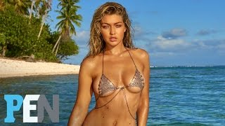 Gigi Hadid Gets That 'Magic Moment' During Yu Tsai Photoshoot | PEN | Sports Illustrated Swimsuit