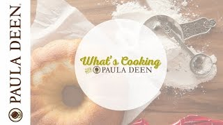 Creamed Potatoes and ButterBeans - What's Cooking with Paula Deen
