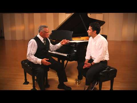 Behind the Scenes with Andrés - Andre Watts and Rachmaninoff 2
