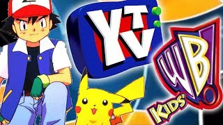 Pokémon: YTV and the WB - TheCartoonGamer