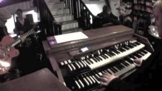 """Along Came John"" Organ Grinding Session with Artie Zaitz"