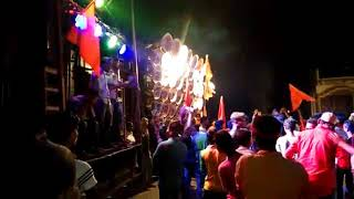 R N Dj Chandan DJ Abhishek dj thekma azamgarh Durga Puja compatisan  2018