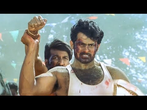 Young Rebel Star Prabhas Powerfull Action Scenes ||  الهند أفضل مشاهد العمل