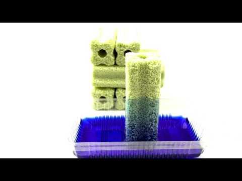 中443↓↓Y青島水族KS-L03-YS培菌奈米陶瓷柱 多孔 陶瓷環 陶瓷棒 細菌屋 陶瓷柱=圓柱型/10cm*1支