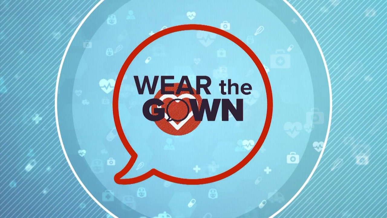 KHOU - Wear the Gown - Low Back Pain