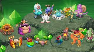 My Singing Monsters: Dawn Of Fire - Cave Island (Full Song) (2…