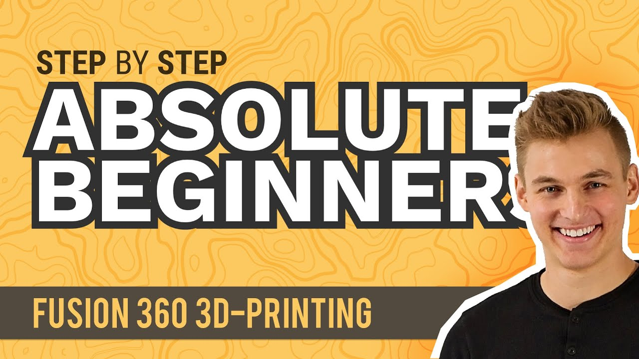 Fusion 360 Tutorial for Absolute Beginners (2020)