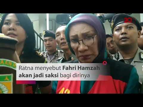 Ratna Sebut Fahri Hamzah Akan Jadi Saksi untuk Kasusnya