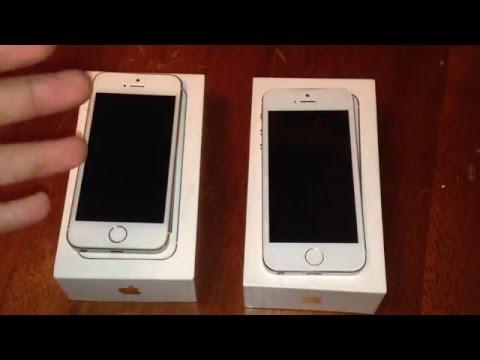 Обзор Айфон 5s. Интернет-магазин