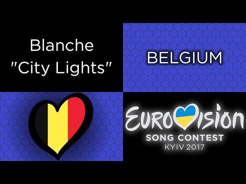 "TessHex Reviews: ""City Lights"" by Blanche (Belgium)"
